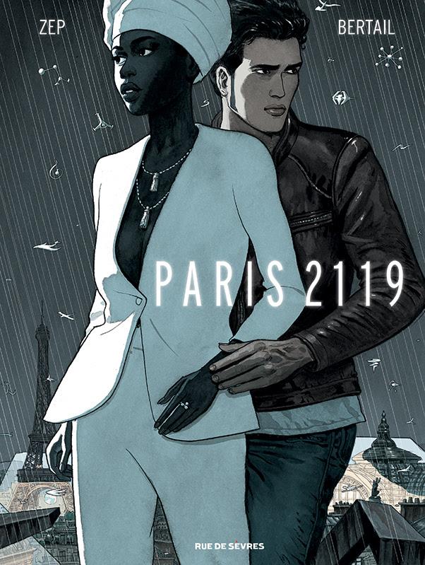 """Dans sa BD """"Paris 2119"""", Zep alerte sur les dangers de la"""