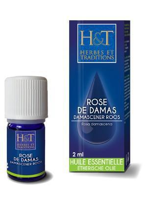 Saint-Valentin: les vertus de l'huile essentielle de rose