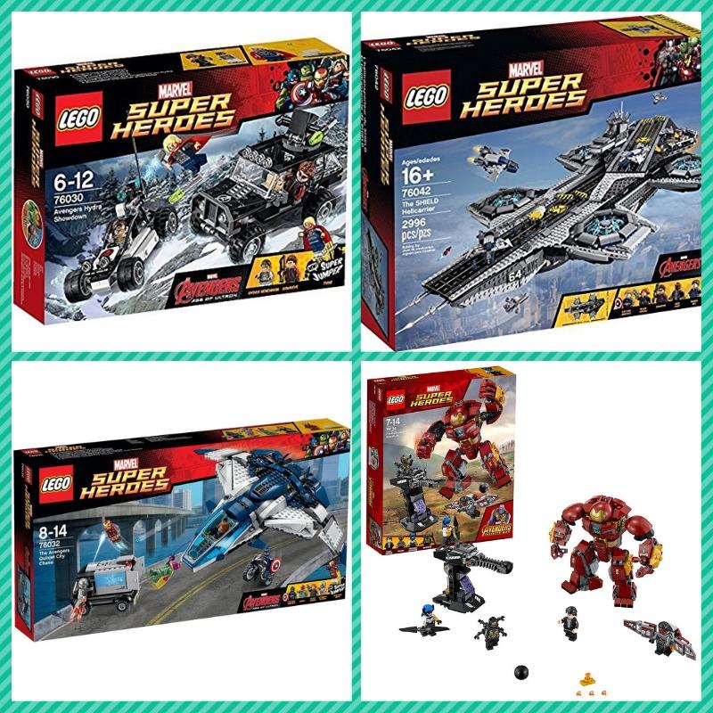 """""""Avengers Endgame"""" : les Lego Marvel ont-il dévoilé des détails sur le"""