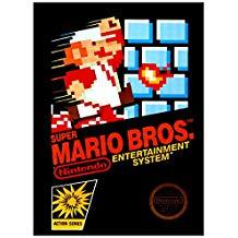 Un jeu vidéo Super Mario Bros. vendu pour 100.000