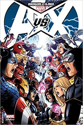 """Avec le rachat de la Fox par Disney, cette BD mythique """"Avengers VS X-Men"""" pourrait être adaptée en"""